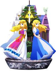 Princess Zelda by namiiri