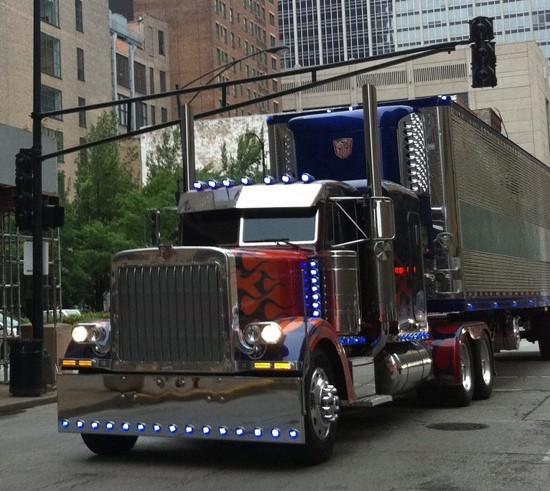 TF3: Optimus Prime by Starwarsclub123