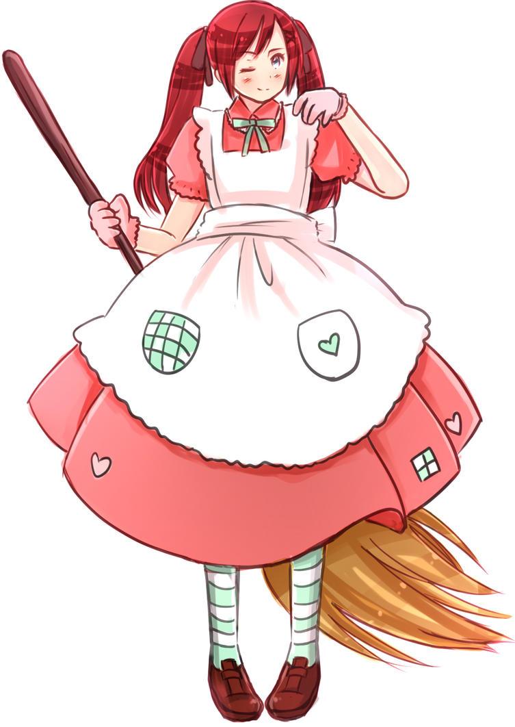 Would you like a cupcake poppet~? Hetalia_2p_fem_england_by_shushuro-d6zym3d
