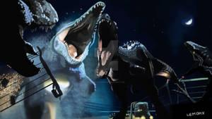 Jurassic World - The Four