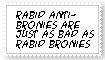 On Behalf of Bronies Everywhere by writemaster93