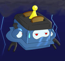 PP: Ultra the Magnetoaster by Khaahrncakes