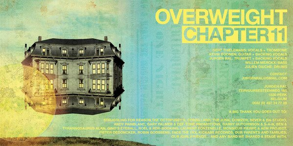 OVERWEIGHT by corbier