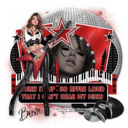 Turn It Up by biene239