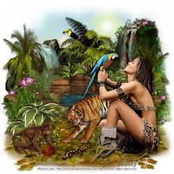 Tropicalbeauty by biene239