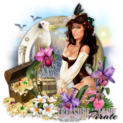 Treasureisland by biene239