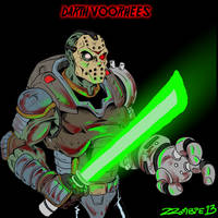 Darth Voorhees by ZZoMBiEXIII