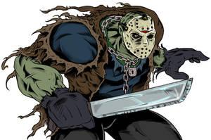 New Jason by ZZoMBiEXIII
