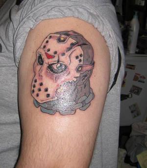 Juan's tattoo