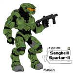 Sangheili Spartan
