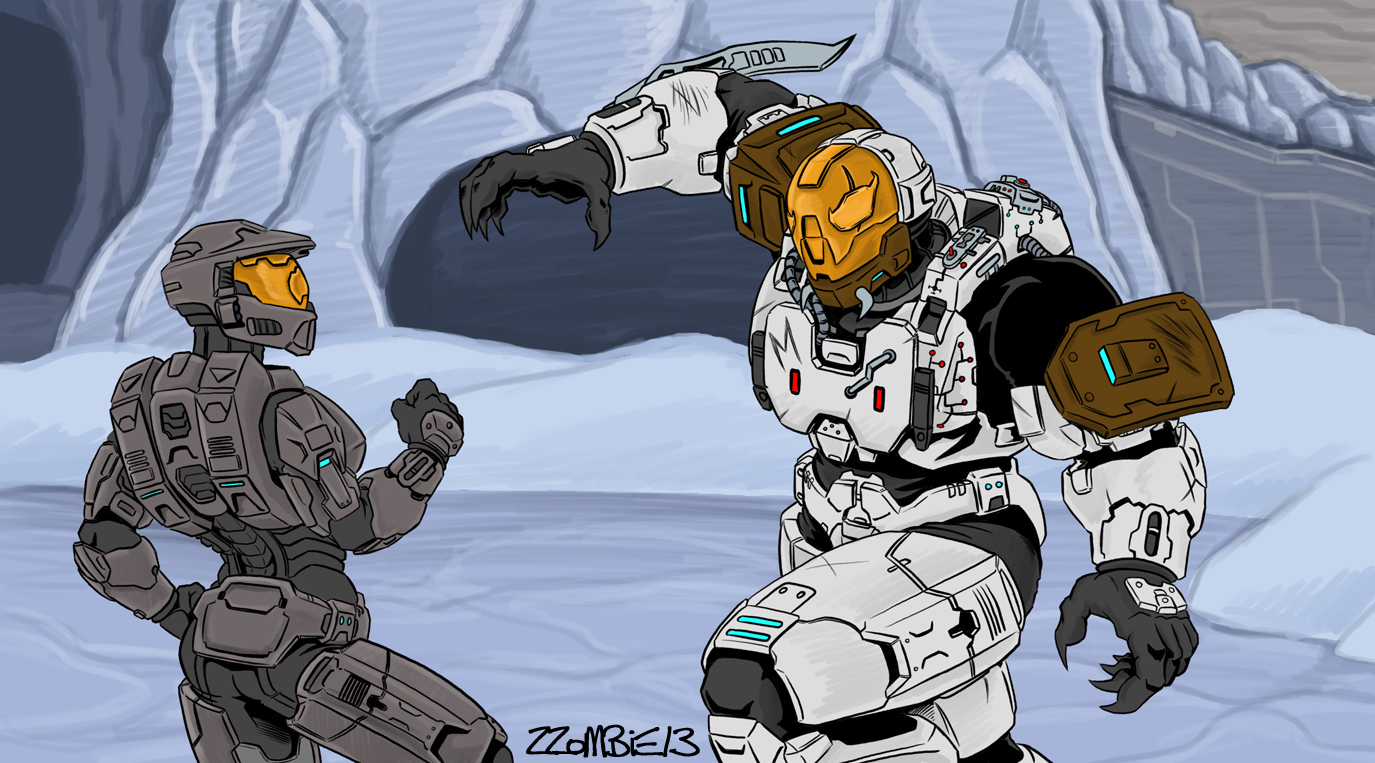 Tex vs MEGA Meta by ZZoMBiEXIII