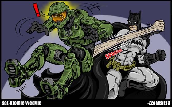 Bat Atomic Wedgie