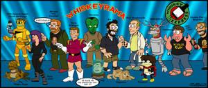WhiskeyRAMA Comic 2