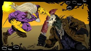 The Maxx vs Jason Voorhees