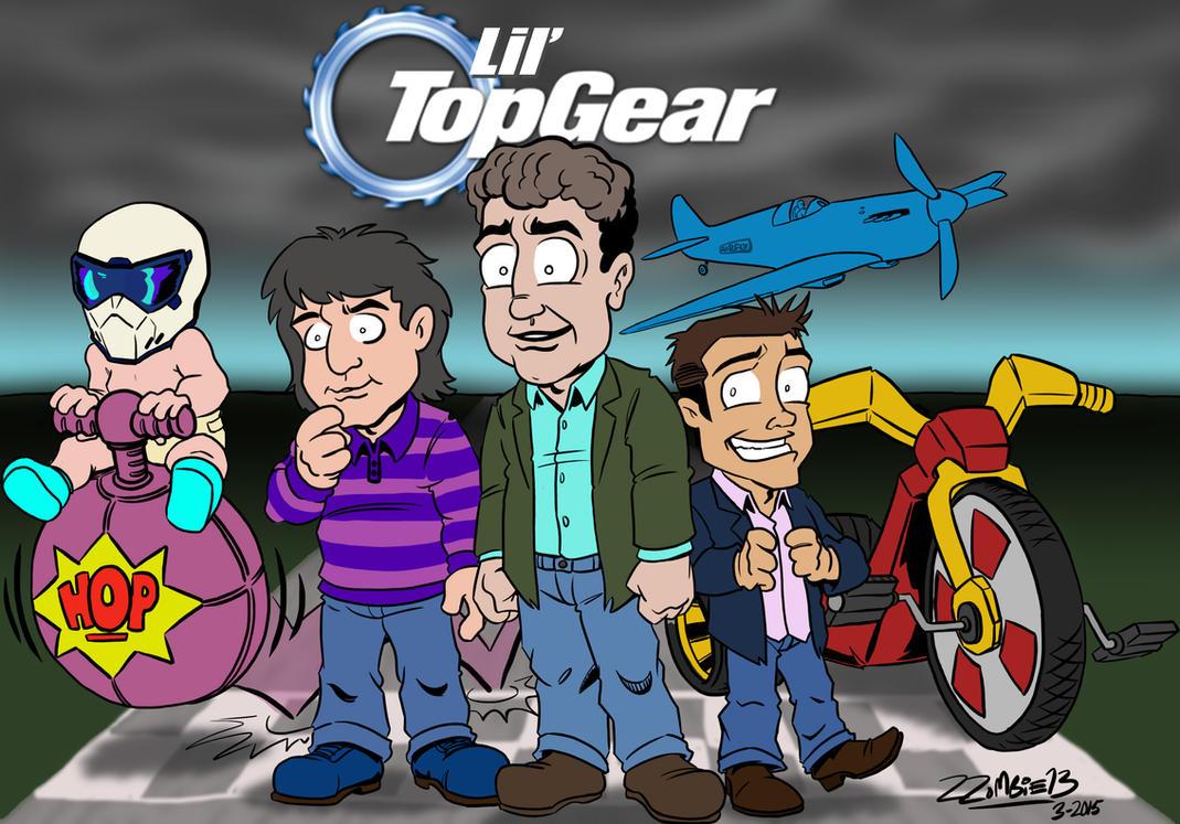 lil' Top Gear by ZZoMBiEXIII