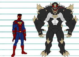 Super spider doom venom