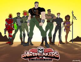 Jawbreakers Animated