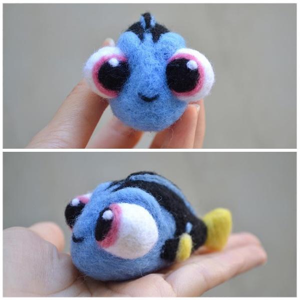 Baby Dory Plush! by ochadrop