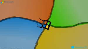 Windows 95 Wallpaper (v2)