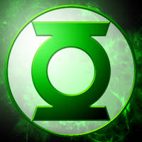 Green Lantern Icon by What-the-Gaff