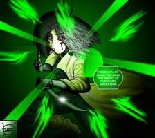 Battle Lantern Alita by What-the-Gaff