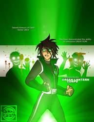 HOTD's Green Lantern Takashi