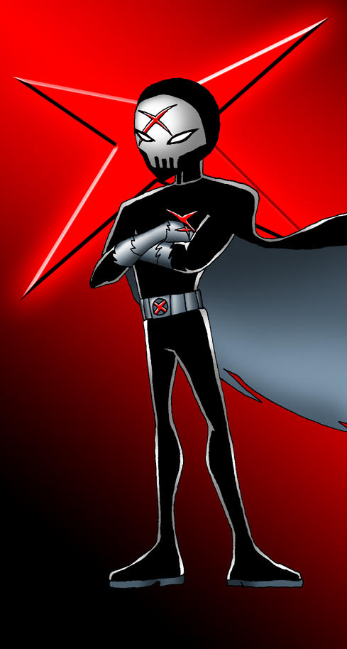 Who Is Red X In Teen Titans 72