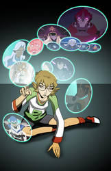 Voltron - Pidge - 1 Connections by What-the-Gaff