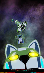 Voltron - Pidge - 3 Science and Technology by What-the-Gaff