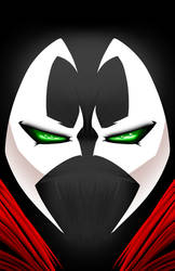 Spawn Mugshot by What-the-Gaff