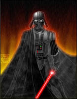 Star Wars - Darth Vader by What-the-Gaff