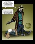 V for Vendetta - Laundry Day