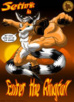 Enter the Ringtail