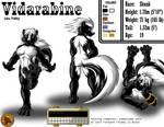 Character Sheet - Vidarabine