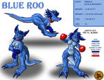 Character Layout - Blue Roo