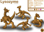 Character Layout - Lysozyme