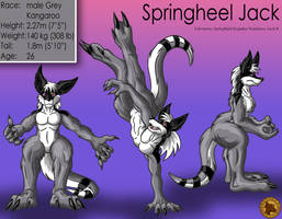 Character Layout - S. Jack by Lysozyme