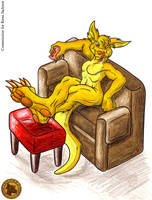 Yellow Roo