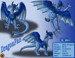 Character Layout - DragonFan