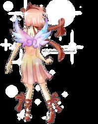 sakura: fairy dust xp by zvrn