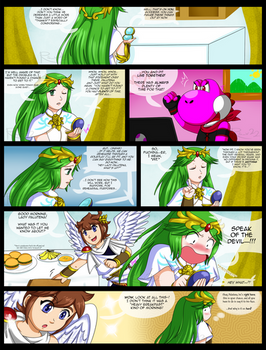 Angelic Anniversary: Page 1