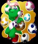 .:A Yoshi Easter:.