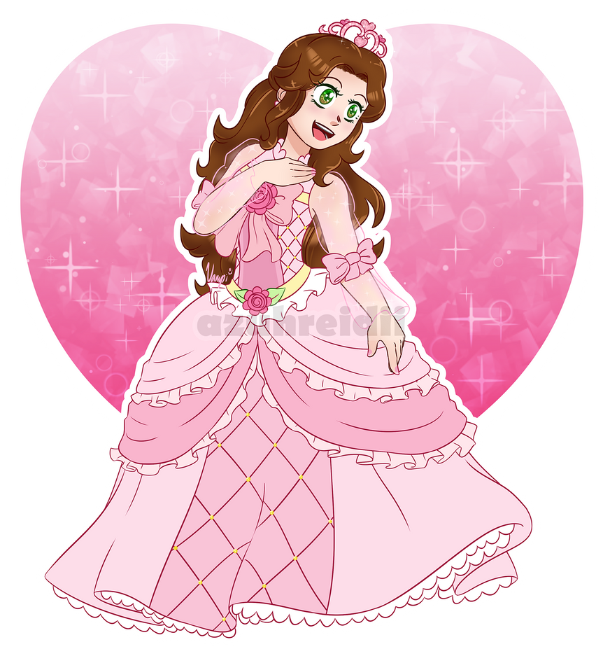 [Trade] Princess Blossom~