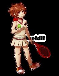 Nintendolympics: Smashin' Up a Score, Minako! by Azuhreidii