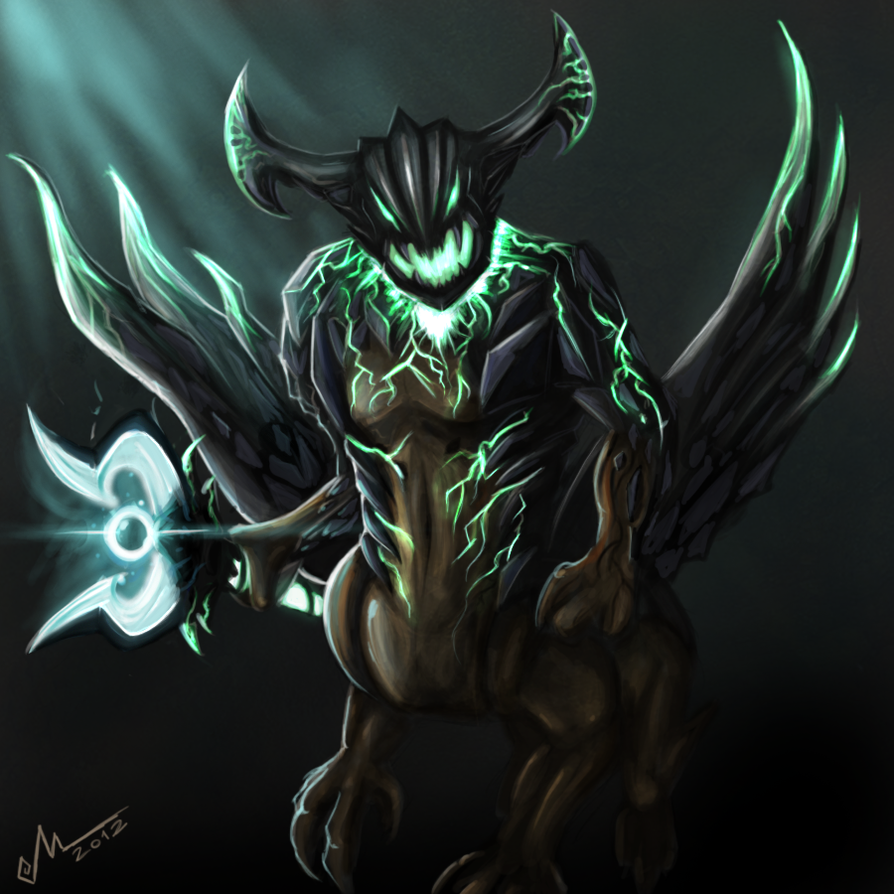 Dota 2 - Outworld Destroyer by MrScrake