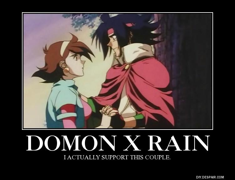 Mfgg domon x rain by boldcurriosity on deviantart for Domon x ichinose