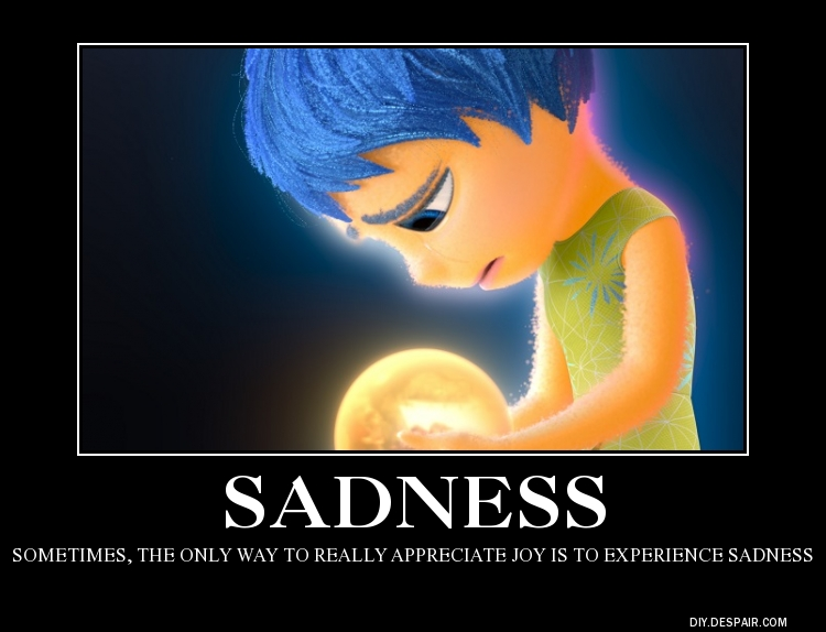 Inside Out: Sadness by BoldCurriosity on DeviantArt