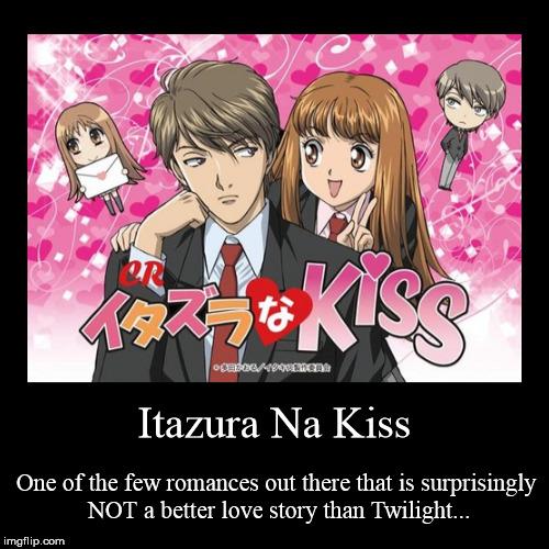 Moonspirit10@DeviantArt: Itazura Na Kiss Anime Synopsis