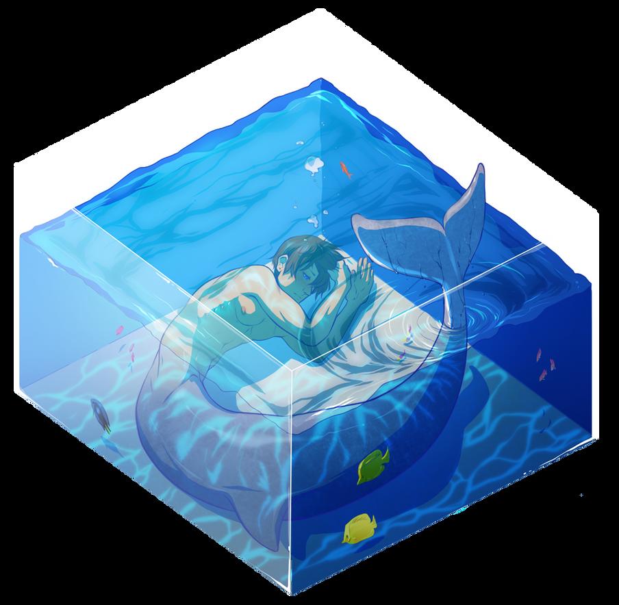 Aquarium by etchpea