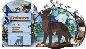 Timbercrest WOW application by AurraShadefire